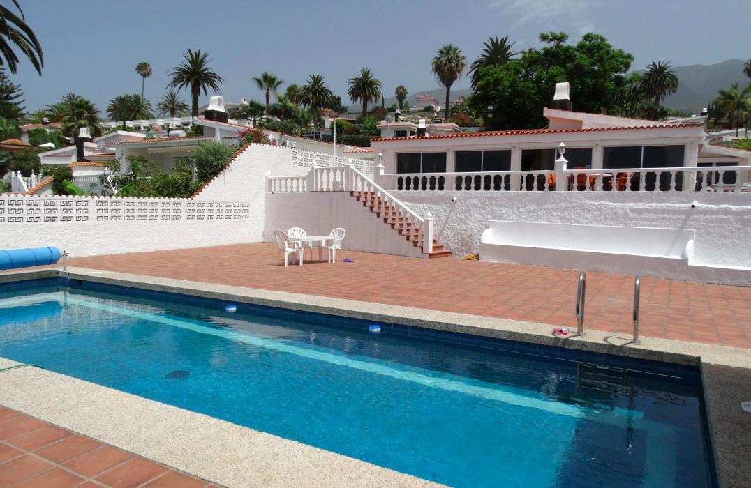 Cool La Palmita La Victoria De Acentejo Property With Bedrooms Garage Sea  And Teide View With Pool Paderborn